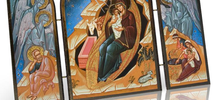 Tider för bön och gudstjänst under Jul & Nyårshögtiderna