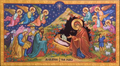 Brikh mawlode dMoran – Välsignad Jul!